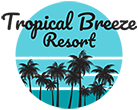Tropical Breeze Resort logo
