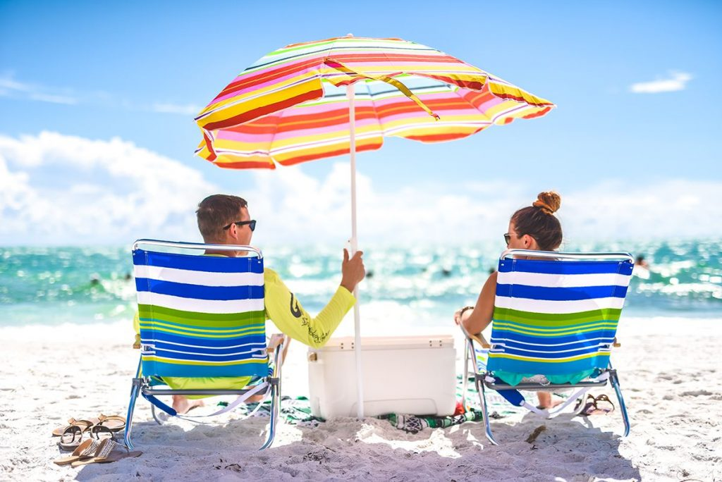 siesta key romantic vacation