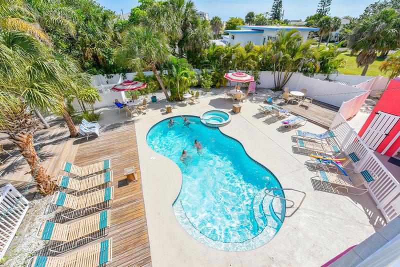 Tropical Breeze Resort Guest Pool 2