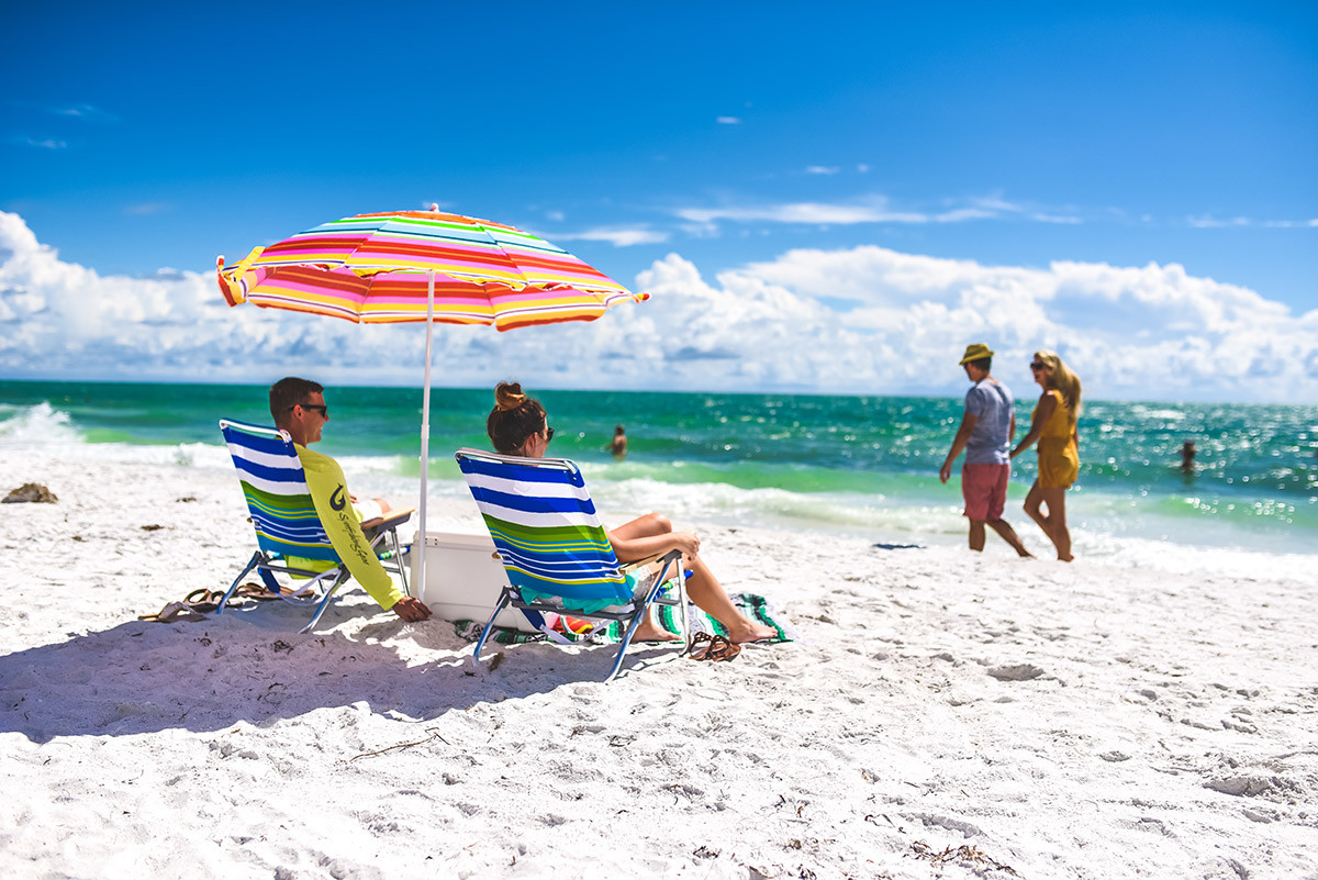 siesta key beach vacation tips