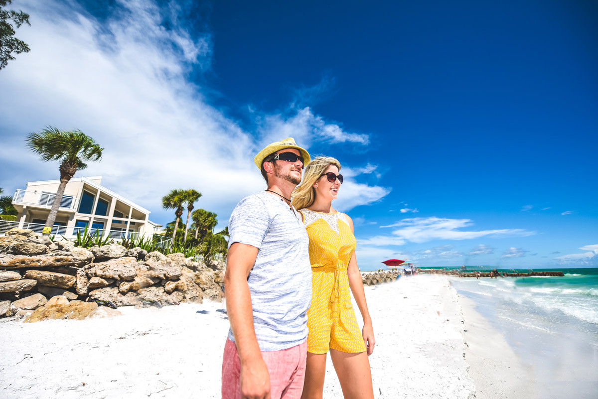 siesta key honeymoon