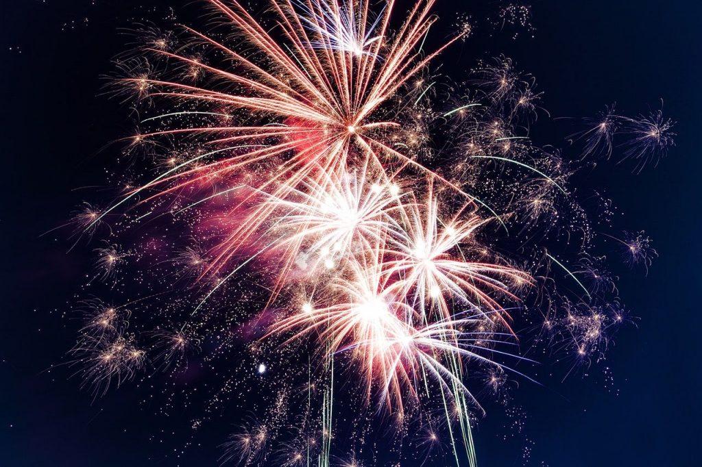 siesta key fireworks show