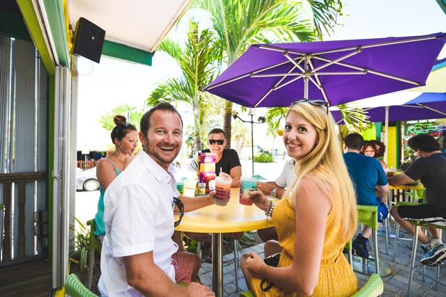 best siesta key restaurants