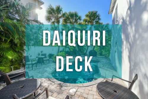 Siesta Key Daiqiuri Deck