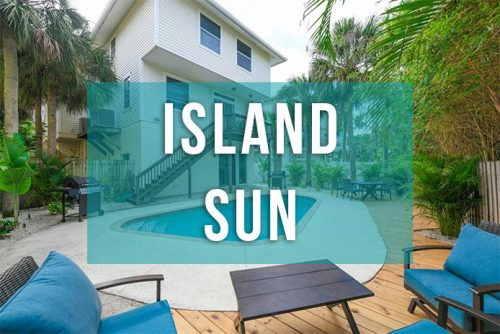 Siesta Key Island-Sun