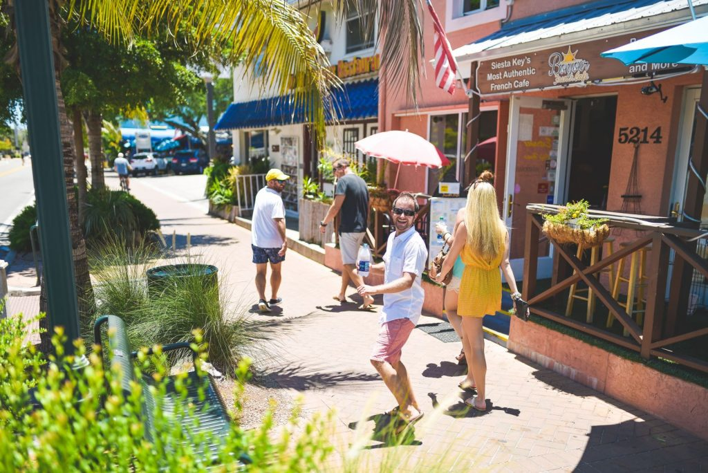 siesta key spring events