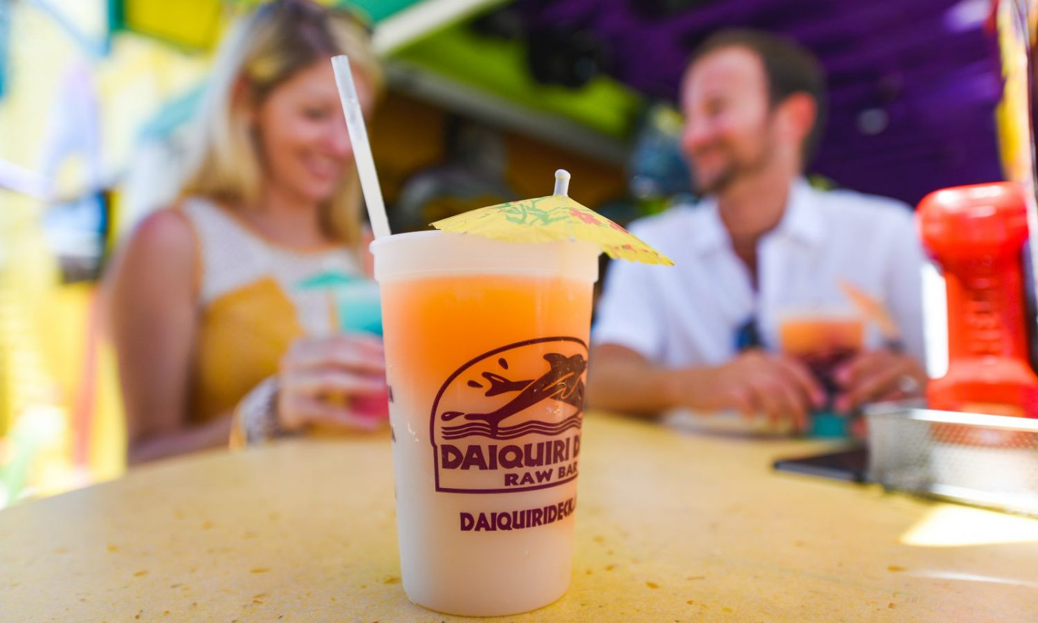 siesta key village daiquiri deck