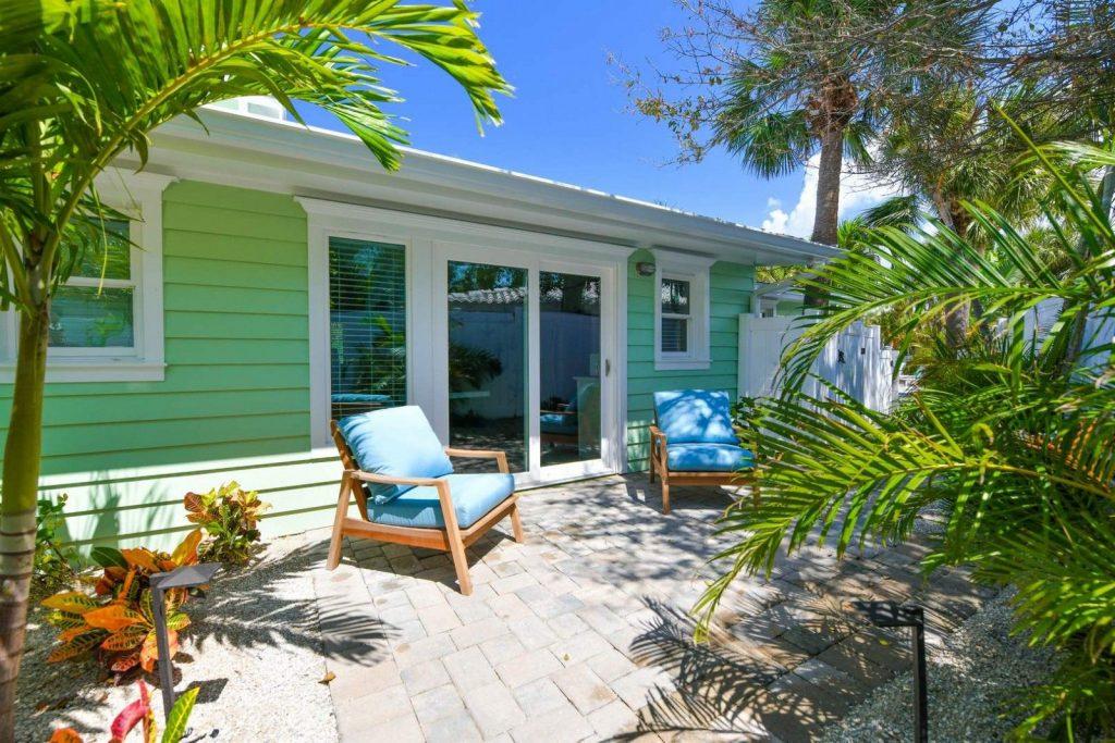 Crab shack 2-bedroom rental