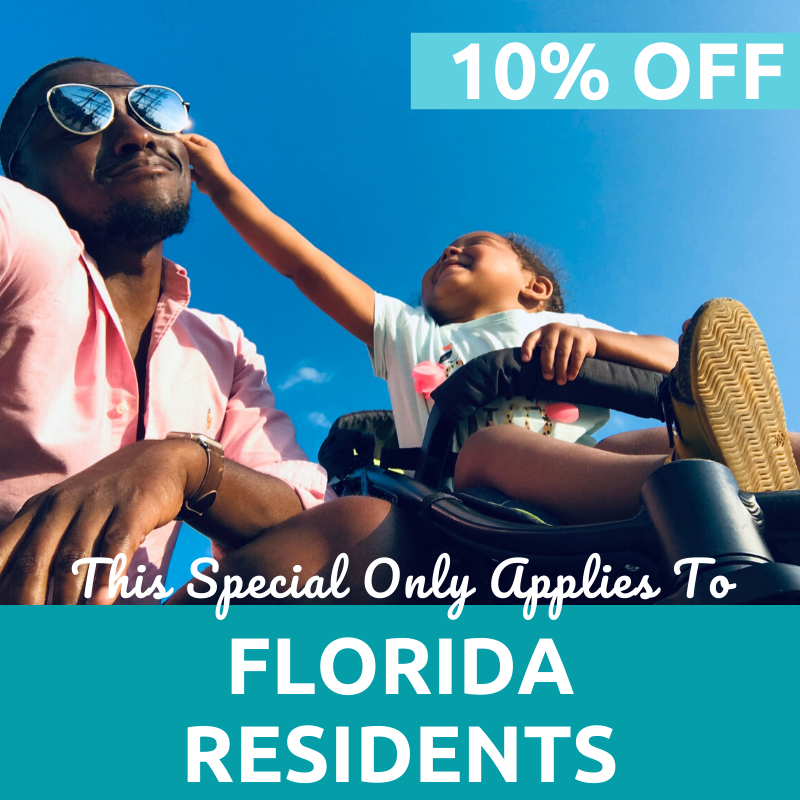 10% florida residents special