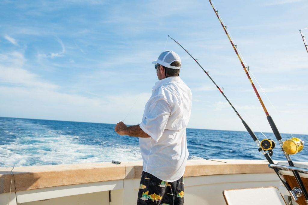 fishing charter in Siesta Key